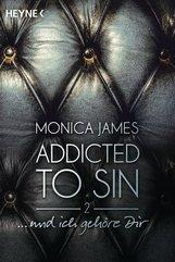 Monica  James - ...  und ich gehöre dir