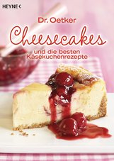 Dr. Oetker - Cheesecakes
