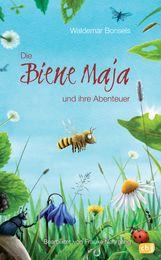 Waldemar  Bonsels, Frauke  Nahrgang - Die Biene Maja und ihre Abenteuer