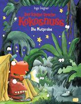 Ingo  Siegner - Der kleine Drache Kokosnuss - Die Mutprobe