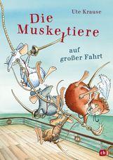 Ute  Krause - Die Muskeltiere auf großer Fahrt