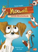 Steve  Voake - Maxwell und die Hörnchenhorde