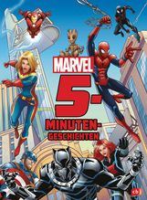 Diverse - Marvel 5-Minuten-Geschichten