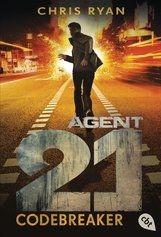 Chris  Ryan - Agent 21 – Codebreaker