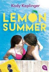 Kody  Keplinger - Lemon Summer