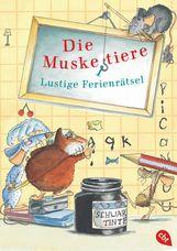 Ute  Krause - Die Muskeltiere - Lustige Ferienrätsel
