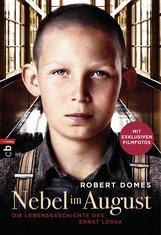Robert  Domes - Nebel im August - Filmbuch