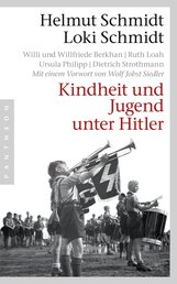 Helmut  Schmidt, Loki  Schmidt - Kindheit und Jugend unter Hitler