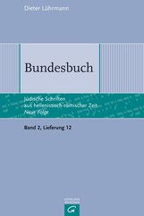 Dieter  Lührmann - Bundesbuch