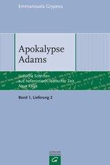 Emmanouela  Grypeou - Apokalypse Adams