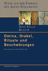 Bernd  Janowski  (Hrsg.), Gernot  Wilhelm  (Hrsg.) - Omina, Orakel, Rituale und Beschwörungen