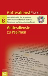 Christian  Schwarz  (Hrsg.) - Gottesdienste zu Psalmen
