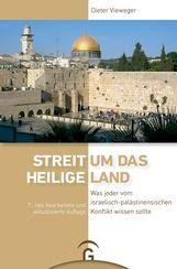 Dieter  Vieweger - Streit um das Heilige Land