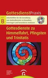 Christian  Schwarz  (Hrsg.) - Gottesdienste zu Himmelfahrt, Pfingsten und Trinitatis