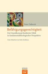 Peter  Dabrock - Befähigungsgerechtigkeit