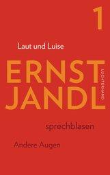 Ernst  Jandl, Klaus  Siblewski  (Hrsg.) - Laut und Luise
