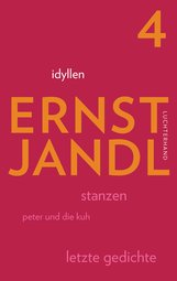 Ernst  Jandl, Klaus  Siblewski  (Hrsg.) - idyllen