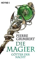 Pierre  Grimbert - Götter der Nacht