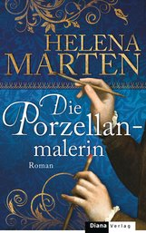 Helena  Marten - Die Porzellanmalerin