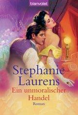 Stephanie  Laurens - Ein unmoralischer Handel