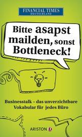 Ariston Verlag  (Hrsg.) - Bitte asapst mailden, sonst Bottleneck