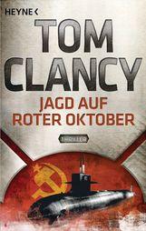 Tom  Clancy - Jagd auf Roter Oktober