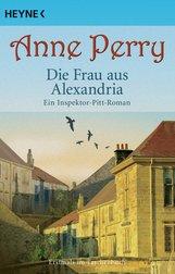 Anne  Perry - Die Frau aus Alexandria