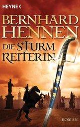 Bernhard  Hennen - Die Sturmreiterin