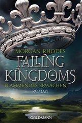 Morgan  Rhodes - Flammendes Erwachen