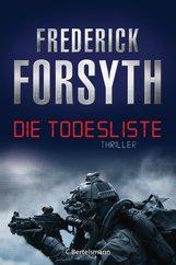 Frederick  Forsyth - Die Todesliste