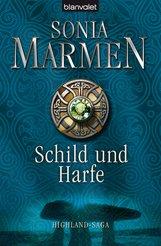 Sonia  Marmen - Schild und Harfe