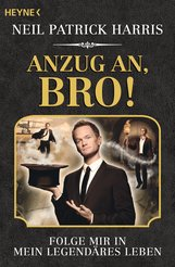 Neil Patrick  Harris - Anzug an, Bro!