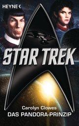 Carolyn  Clowes - Star Trek: Das Pandora-Prinzip
