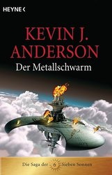 Kevin J.  Anderson - Der Metallschwarm