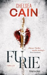 Chelsea  Cain - Furie