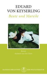 Eduard von Keyserling - Beate und Mareile