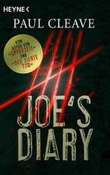 Paul  Cleave - Joe's Diary