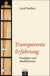 Gerd  Theißen - Transparente Erfahrung