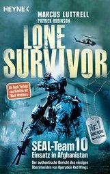 Marcus  Luttrell, Patrick  Robinson - Lone Survivor
