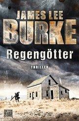 James Lee  Burke - Regengötter