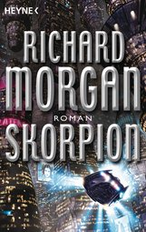 Richard  Morgan - Skorpion