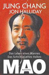 Jung  Chang, Jon  Halliday - Mao
