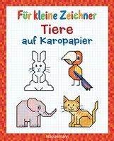 Norbert  Pautner - Für kleine Zeichner - Tiere auf Karopapier