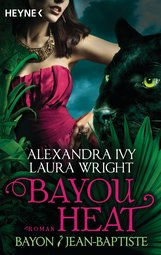 Alexandra  Ivy, Laura  Wright - Bayou Heat - Bayon und Jean-Baptiste