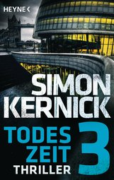 Simon  Kernick - Todeszeit 3