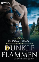 Donna  Grant - Dunkle Flammen