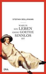 Stefan  Bollmann - Warum ein Leben ohne Goethe sinnlos ist