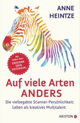 Anne  Heintze - Auf viele Arten anders