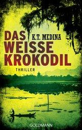K. T.  Medina - Das weiße Krokodil
