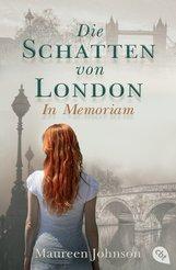 Maureen  Johnson - Die Schatten von London - In Memoriam